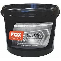 Fox Beton Dekoracyjny
