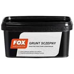 Fox Grunt Szczepny