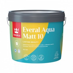 Tikkurila Everal Aqua 10 Mat