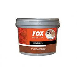 Fox Efekt Rdza
